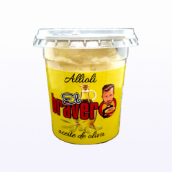 ALLIOLI EL BRAVERO 150 ML