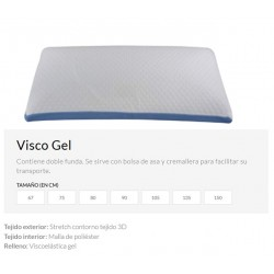 ALMOHADAS VISCO GEL